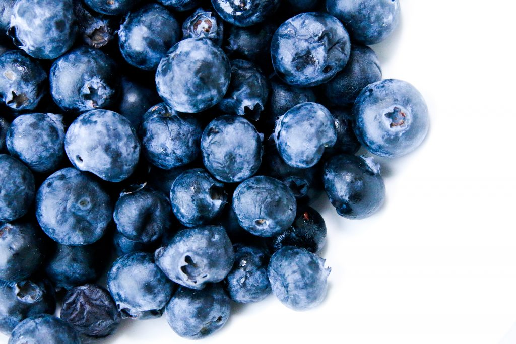 Blueberry baby superfoods