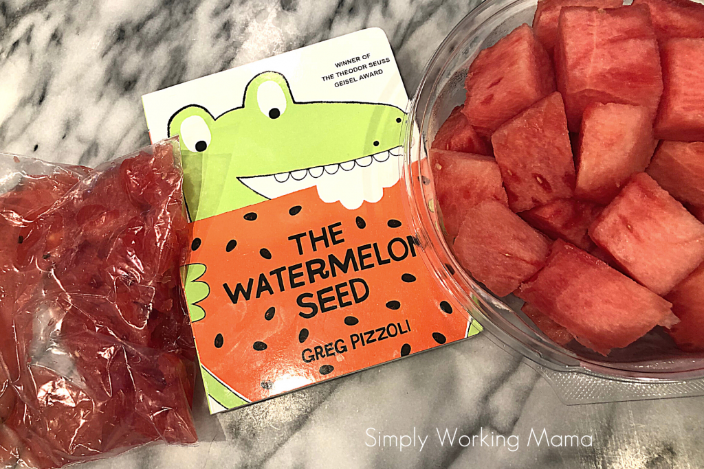 The Watermelon Seed; Read and Play